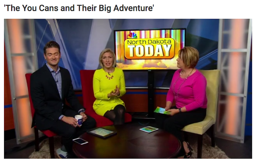 The You Cans and Their Big Adventure
